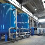 Обслуживание водозаборных конструкций
