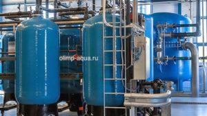 Строительство водозаборных узлов (ВЗУ) для скважин