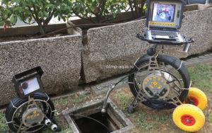 Видео диагностика скважины, видеообследование скважины на воду