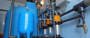 Замена и обслуживание гидроаккумуляторов (гидробаков)