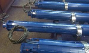Насосы ЭЦВ для коллективных скважин — ремонт, замена насоса, обслуживание