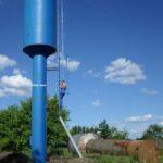 Промывка обслуживание водонапорных башен в Московской области