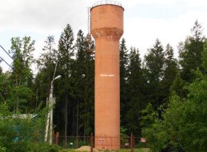 Ремонт водонапорной башни