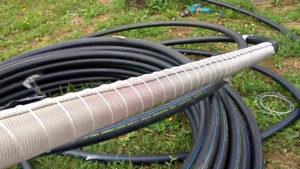 Ремонт абиссинских скважин, чистка игольчатых скважин