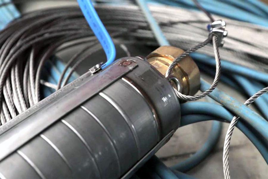 Установка/замена насоса в скважине на воду