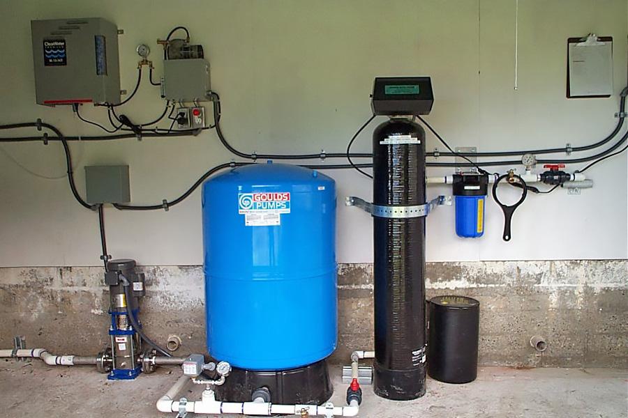 Чистка и ремонт скважин на воду. Замена насосного оборудования вНогинском районе Московской области