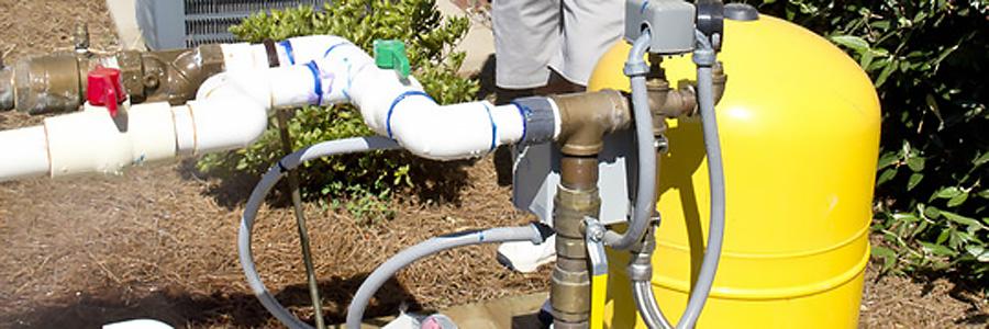 Чистка и ремонт скважин на воду. Замена насосного оборудования вПодольском районе Московской области