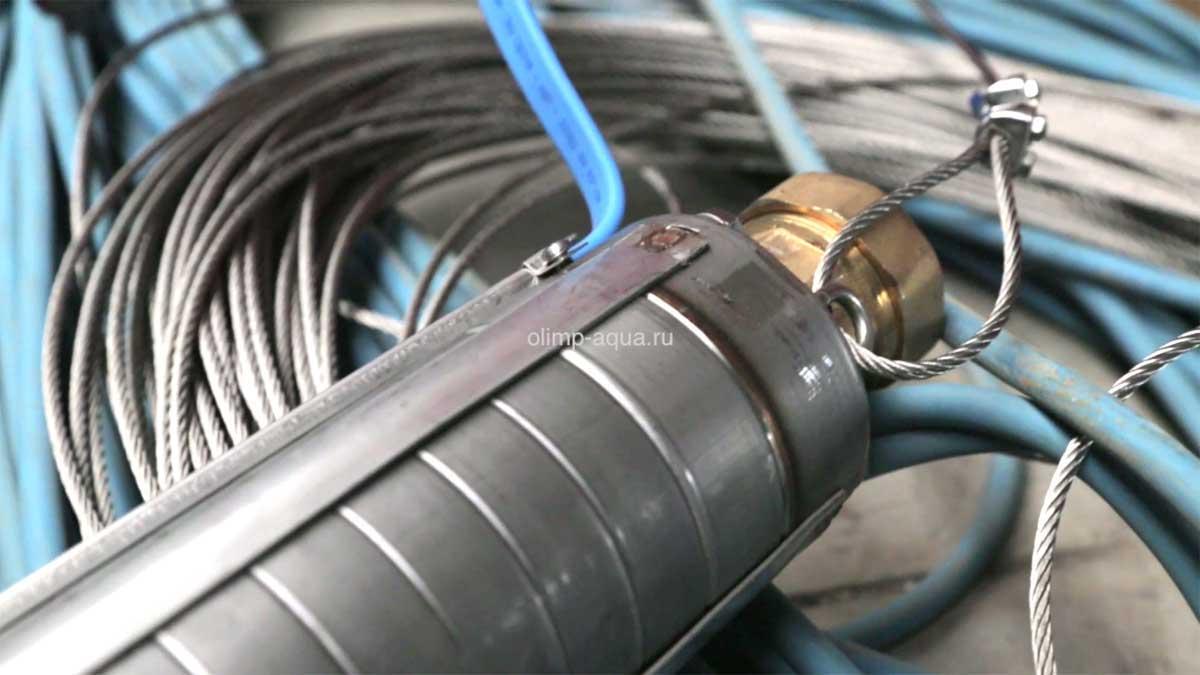 Замена скважинного насоса, заменить насос в скважине на воду, обслуживание скважинных насосов