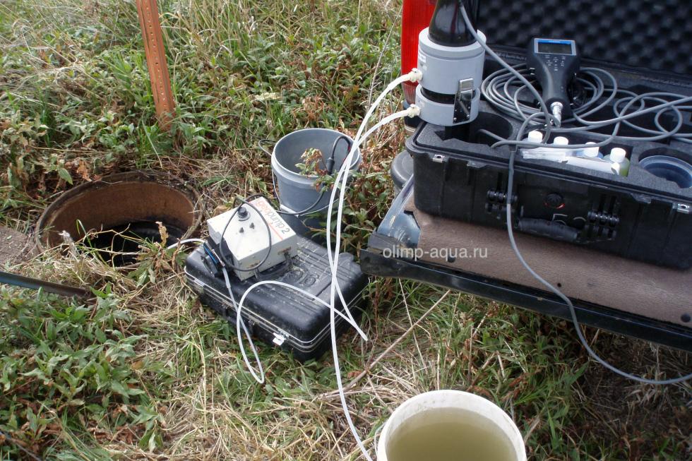 Ремонт скважин в городе Электросталь