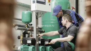 Ремонт скважинного оборудования