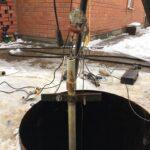 Ремонт скважины замена насоса