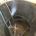 Очистка скважины от ила и песка цена